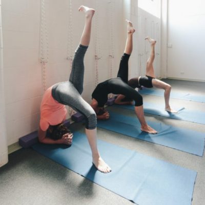 Teen Yoga Classes