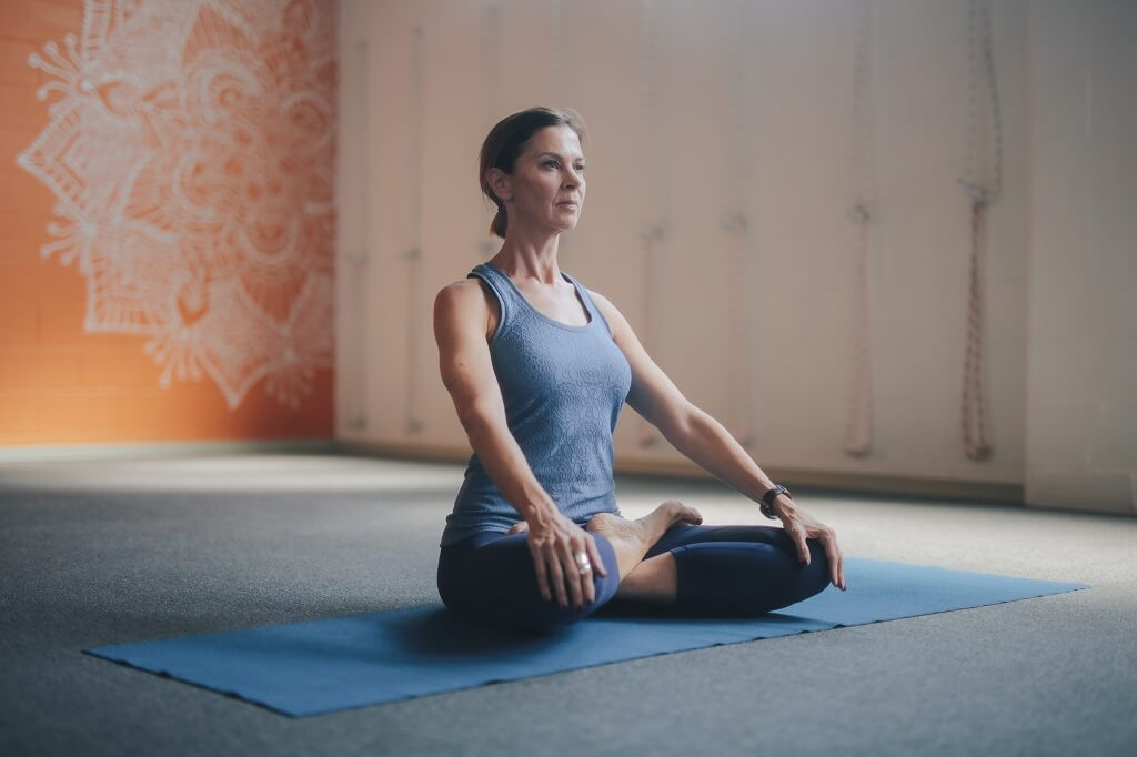 Yoga Poses For Summer