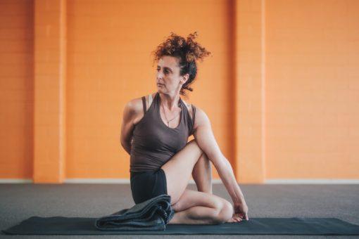 Vanessa Shribman; Director at Coast Yoga and Couples Birthing Skills Workshop and Pregnancy Classes facilitator