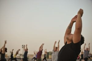Yoga for men in Adelaide