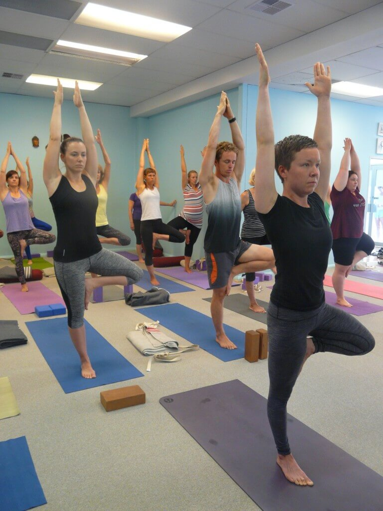 Beginners' Yoga in Seacliff