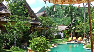 The Life in Amed Boutique Hotel - Coast Yoga Bali retreat accommodation